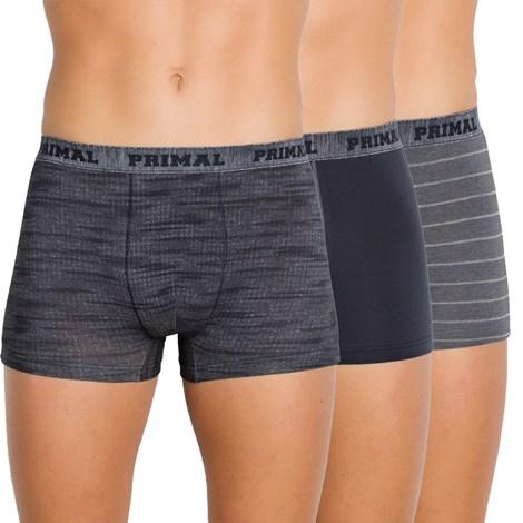 3pack pánských boxerek Primal B159