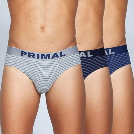 3pack pánských slipů PRIMAL S141