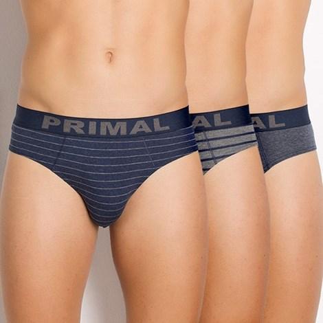 3pack pánských slipů PRIMAL S157