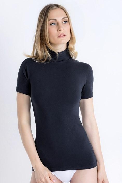 Jadea Dámské bavlněné tričko Erica modrá S/M
