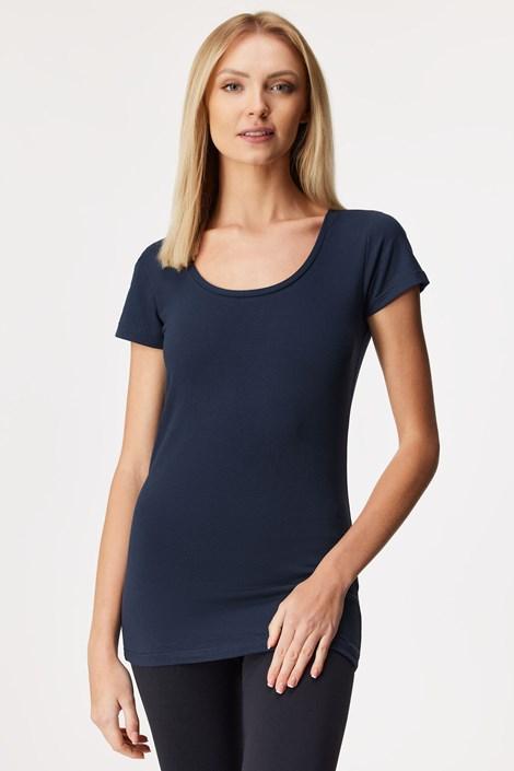 Jadea Dámské tričko Belle s modalem šedá XS