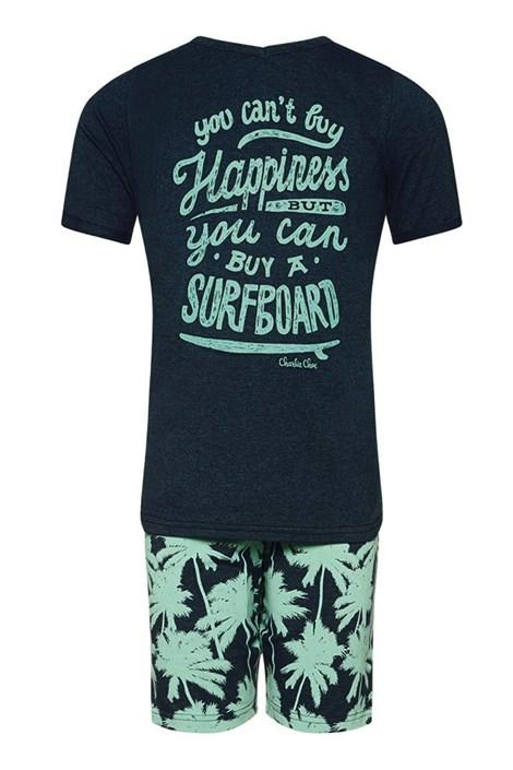 Charlie Choe Chlapecké pyžamo Surfboard vícebarevná 98