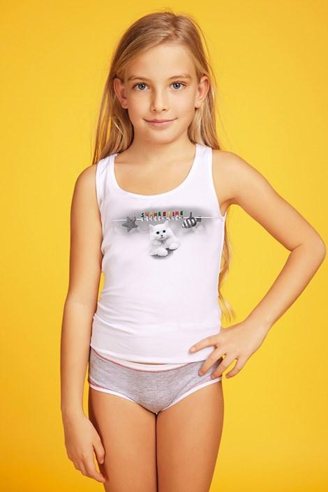 Jadea Dívčí souprava Susan bílá 3 4 250c22df7d