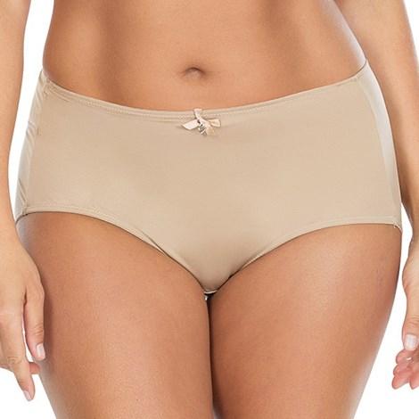 Parfait Kalhotky Parfait Jeanie klasické vyšší béžová S