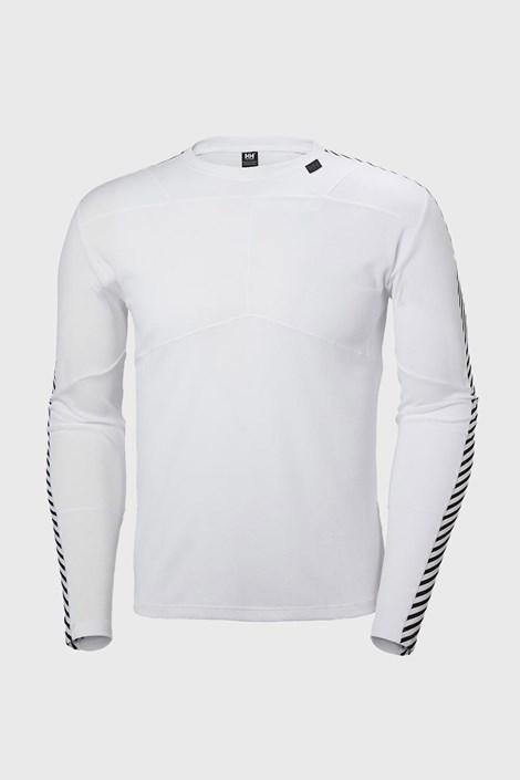 Bílé tričko s dlouhým rukávem Helly Hansen