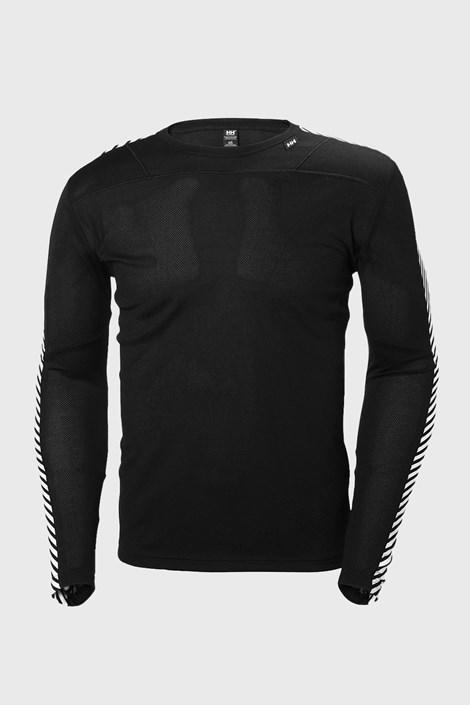 Helly Hansen Černé tričko s dlouhým rukávem Helly Hansen černá L