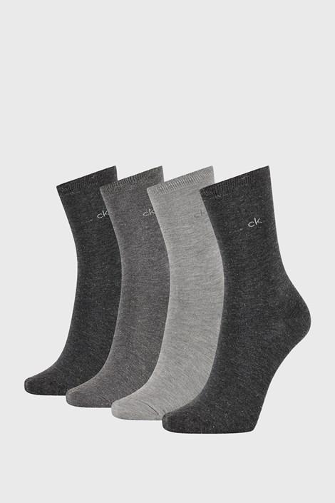 4 PACK dámských ponožek Calvin Klein Lola I