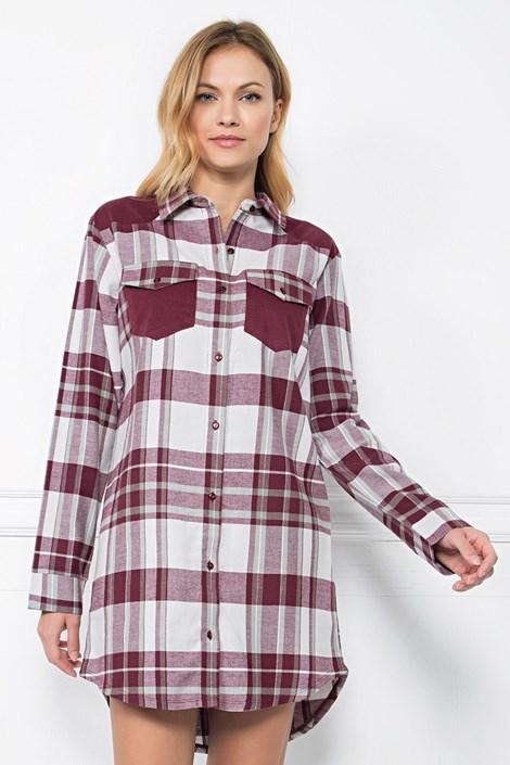 Jadea Dámská noční košile Zaffiro borbo L