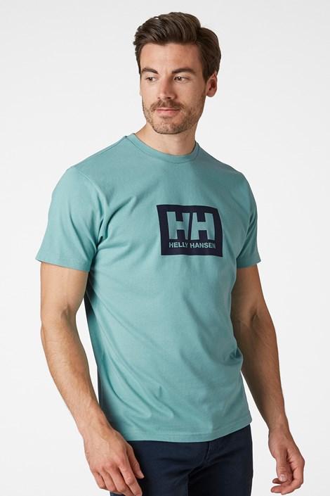 Helly Hansen Pánské zelené triko Helly Hansen zelená XL