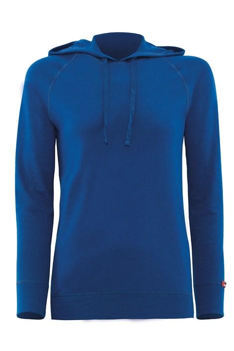 Blackspade Dámská funkční mikina BLACKSPADE Thermal Homewear modrá XL