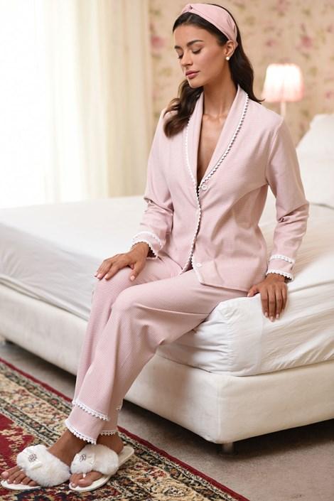Bavlněné pyžamo Harmonia