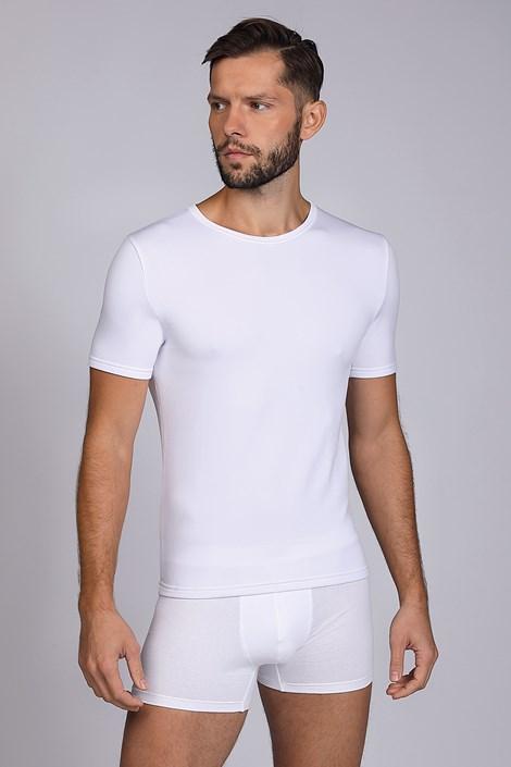 Bílé termo tričko Short basic