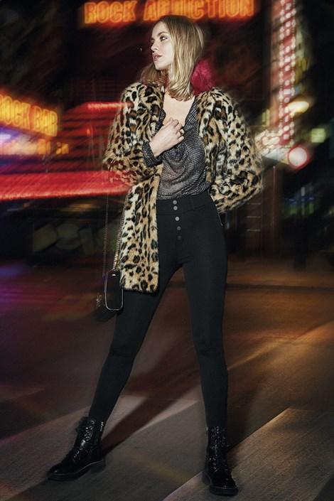 Mika elegáns női leggings