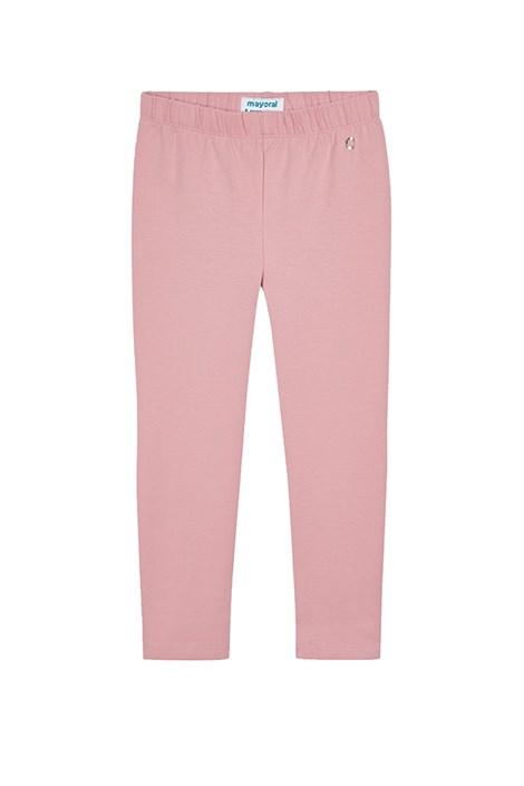 Mayoral Moda Infantil, S:A.U. Dívčí legíny Simple Color růžová 9