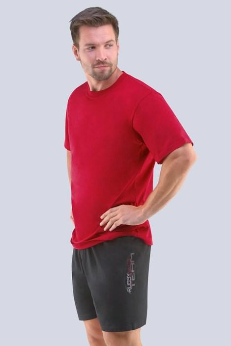 Červené pyžamo Talon