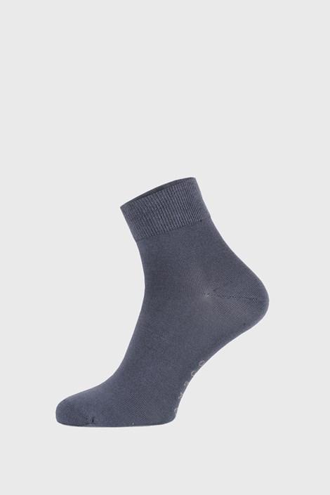 Šedé bambusové ponožky středně vysoké