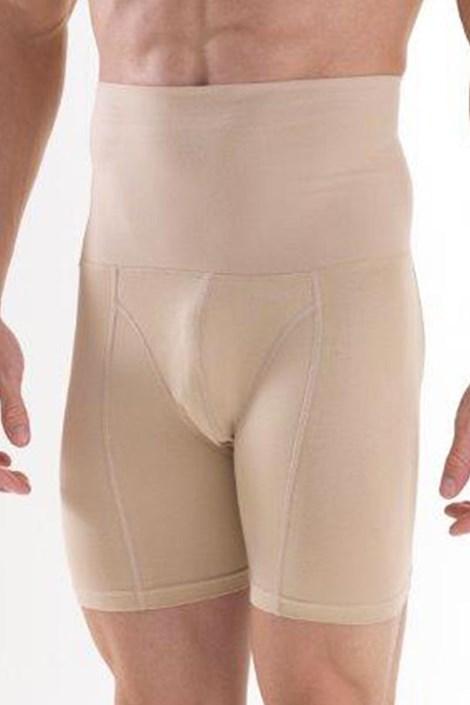 Blackspade Pánské tvarující boxerky BLACKSPADE Body Control béžová XXL