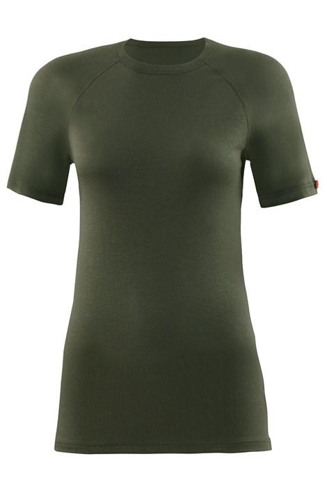 Blackspade Univerzální funkční triko BLACKSPADE s krátkým rukávem zelená S