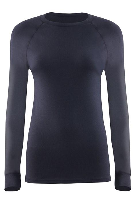 Blackspade Funkční tričko BLACKSPADE Thermal Active s dlouhým rukávem antracitová L