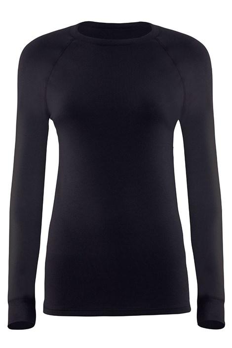 Blackspade Funkční tričko BLACKSPADE Thermal Active s dlouhým rukávem černá M