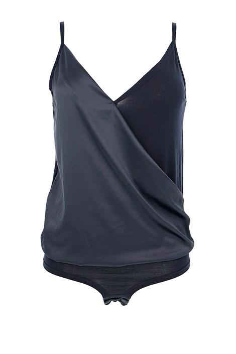 Cotonella Dámské body Temperance černá XL