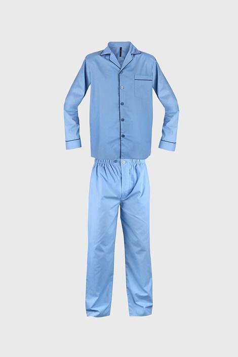 Alan Brown Pánské pyžamo Must modré modrá XL