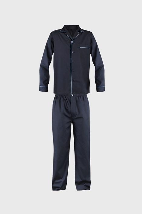 Alan Brown Pánské pyžamo Must tmavě modré tmavěmodrá XXL