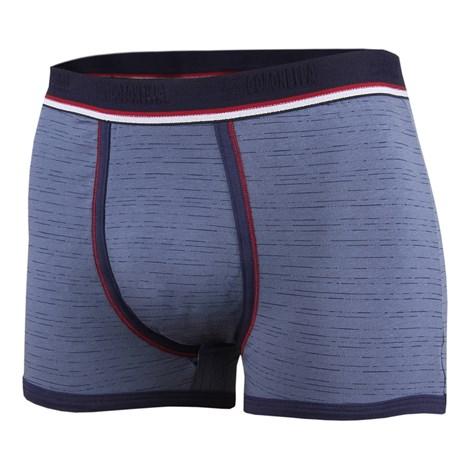 COTONELLA Pánské boxerky Uomo AU226 modrá XXL