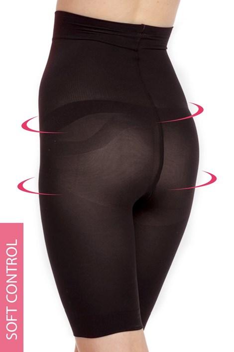 Bellinda Dámské punčochové bermudy Active Slimmer černá S