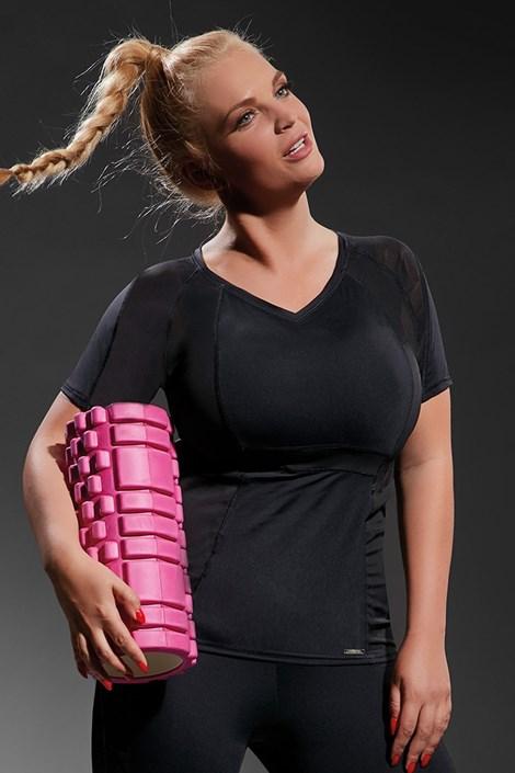 Dámské sportovní tričko Active Black