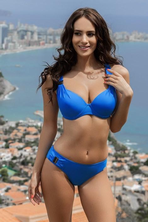 Madora Dámské dvoudílné plavky Alex Blue modrá 44