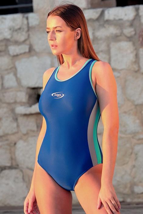 Dámské sportovní jednodílné plavky Alex 01