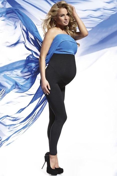 Basbleu Legíny Anabel těhotenské černá 2