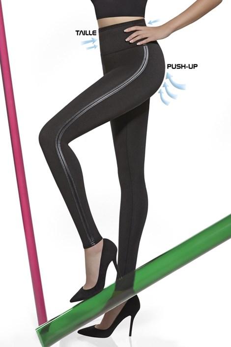 Mid-Stahovací legíny Angelica s Push-Up efektem