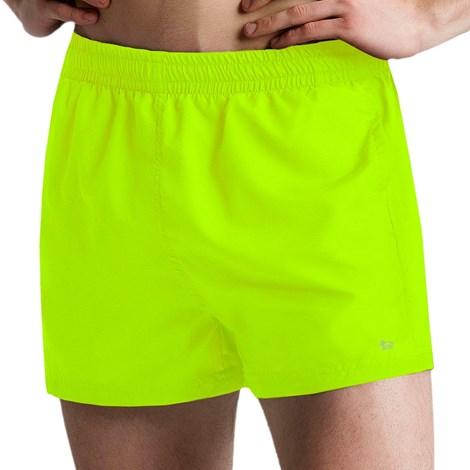 Anpore Pánské koupací šortky ANPORE Neon žluté neonžlutá XXL