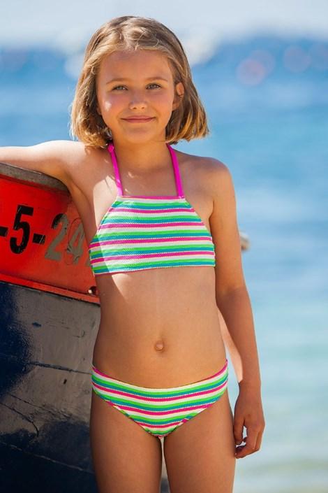 Bora Bora Dětské plavky Atria 2 barevná 8