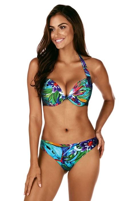 Toccata Dvoudílné dámské plavky Avrora Push-Up barevná 42