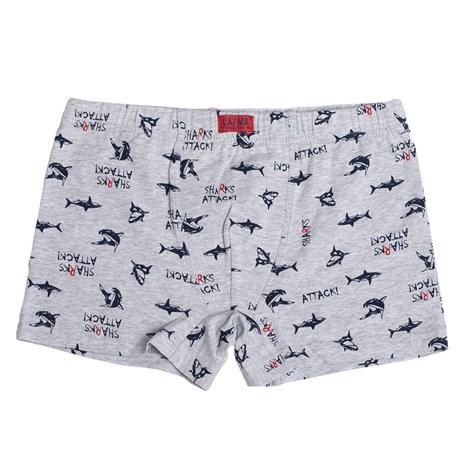 Chlapecké boxerky LAMA Shark