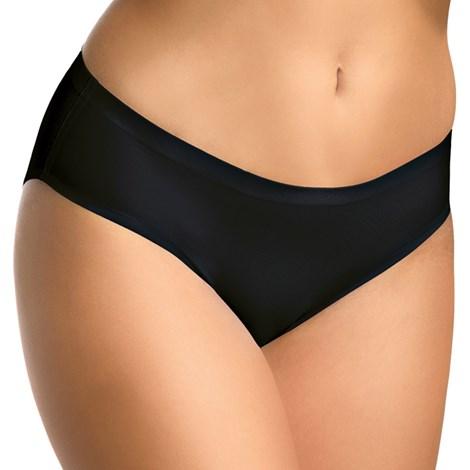 Babell Kalhotky The Second Skin klasické černá XL