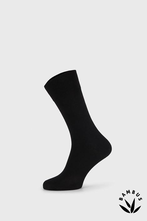 Černé bambusové ponožky Bellinda Winter