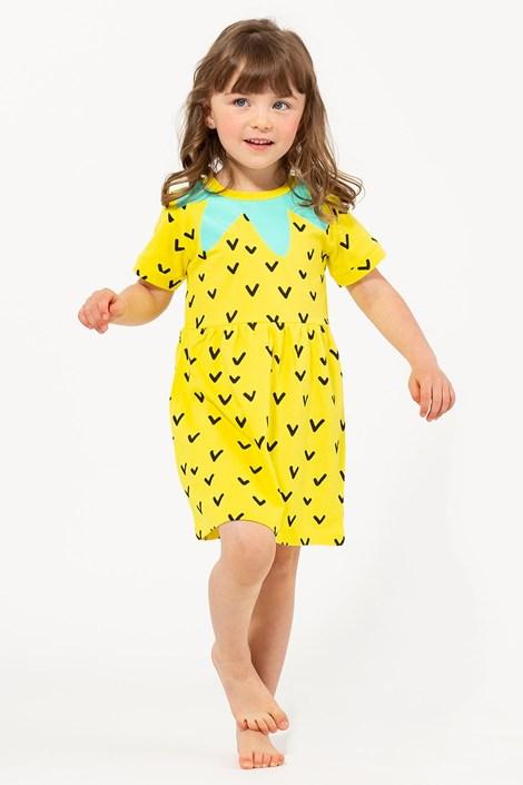 Lina Pink Dívčí noční košile Smile vícebarevná 4