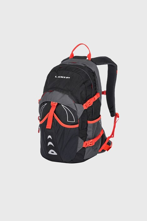 Černočervený batoh LOAP Topgate