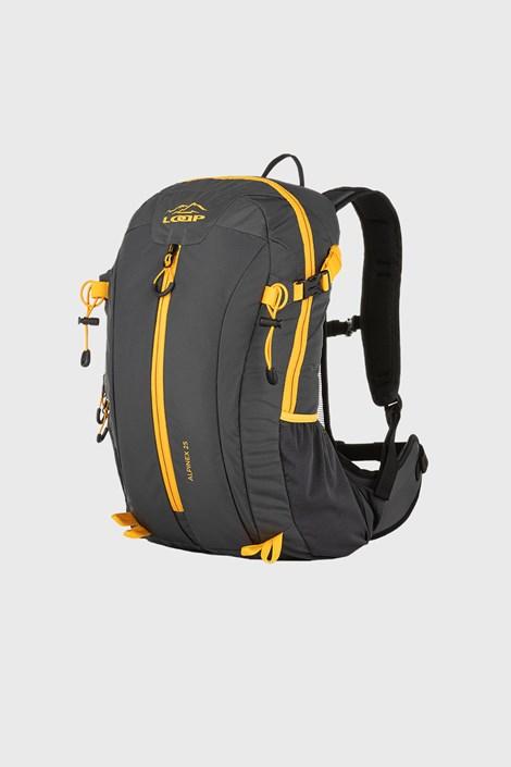 Μαύρο με κίτρινο σακίδιο LOAP Alpinex25