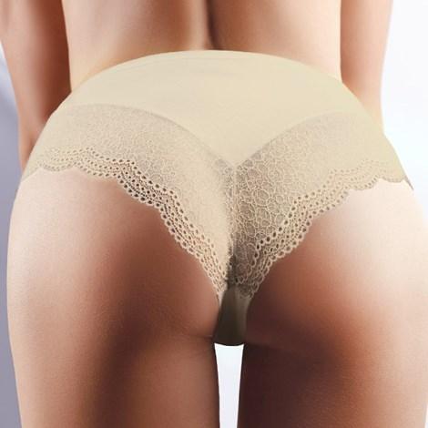 Babell Kalhotky Jeslyn klasické béžová XL