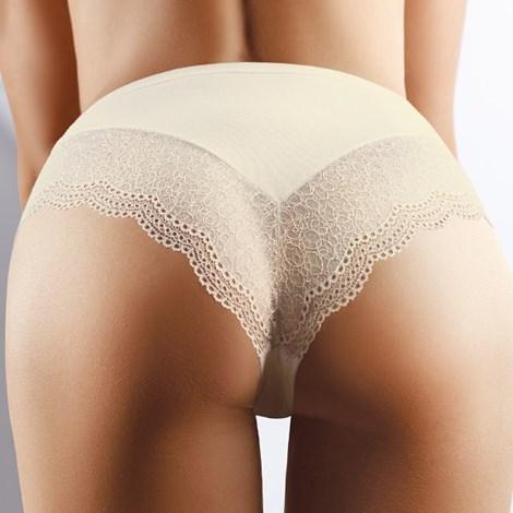 Babell Kalhotky Jeslyn klasické ecru XL