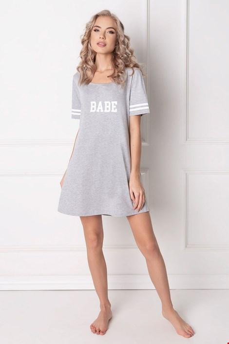 Aruelle Dámská noční košile Babe šedá XL
