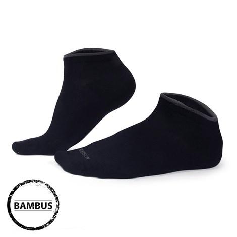 Henderson Bambusové ponožky Eloi nízké tmavěmodré tmavěmodrá 43-46