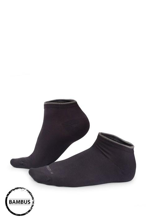 Henderson Bambusové ponožky Eloi nízké šedé šedá 43-46