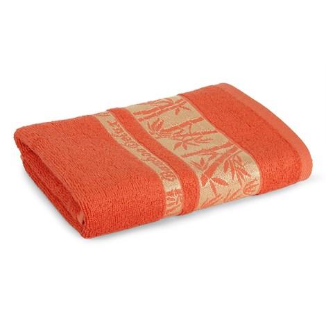 Sergen Tekstil Bambusová osuška Bowen karamelová 70x140
