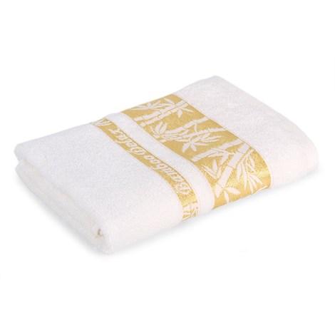 Sergen Tekstil Bambusová osuška Bowen krémová 70x140